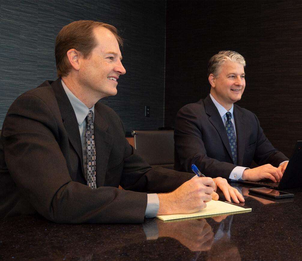 Steve Shumaker & Kent Sieffert